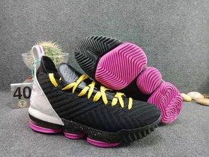 новый L16 SB черный розовый желтый белый мужчины спортивная обувь высокого качества j16s мужчины дизайнер спортивные кроссовки тренер с размером коробки 40~46