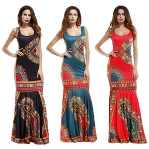 Floral Print Bohemian Beach Dress Summer Women Chiffon Dress Ruffles Casual Short Sleeve V-Neck Wrap Party Dresses Vestidos