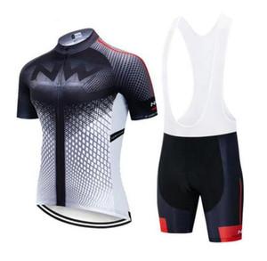 nw morvelo 2020 Verão Men Ciclismo Jersey calções de manga curta Set Maillot BIB bicicleta roupa respirável shirt Roupa lzfshop
