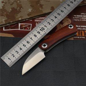 pieghevole coltelli da tasca dell'esercito di caccia penna lama di campeggio di sopravvivenza knive utility diritta tattica della lama esterna portachiavi knive EDC Knive Strumenti