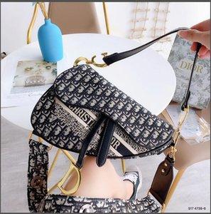 2020 Sac de femmes tendance de la mode dames crossbody underarmbag crossbody sac à bandoulière sauvage bandoulière de clutchbag en option