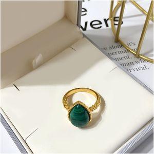 Designer Schmuck Solitaire Ringe vergoldete Kreise Steinringe für Frauen heiße Mode Kostenloser Versand Luxus Designer Schmuck für Frauen
