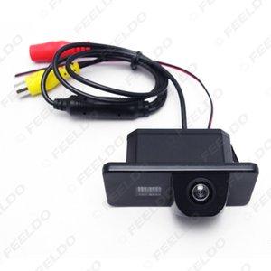 Специальный автомобиль Комбинированное резервного камера заднего вида для BMW 5-й серии (E60 / E61 / E63) / X5 (E70) / X6 (E71 / E72 / E81 / 3-й серии # 4390