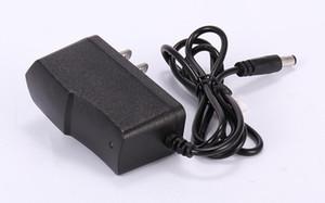 9V 1A Güç Adaptörü Kaynağı 9 V daptor AB / ABD Plug DHL ücretsiz gönderim IC Koruma Yüksek Kalite 100-240