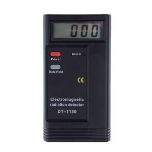 عملية بسيطة ، وقياس سريع للأجهزة الكهربائية ، 50-2000MHz شاشات الكريستال السائل كاشف الإشعاع الكهرومغناطيسي EM متر الجرعات