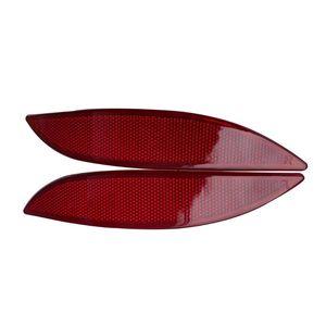 Auto striscia riflettente Adatto per Megane 3 Paraurti posteriore lampadina di segnalazione riflettore destra / riflettore 1pair