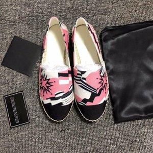 2019 mocassins en cuir Fisher chaussures femmes taille 35-41 nous taille us5-us8 2019 Casual Shoes mode dame avec boîte