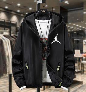 Hommes Femmes Designer manteau de veste de sport Sweat-shirt à capuche avec manches longues Zipper coupe-vent Vêtements pour hommes Chemises Hauts-M 6XL