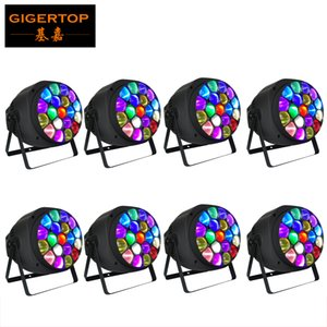 New Arrival 8 Pack 19x15W RGBW 4IN1 Big B Eye Led Par Light Zoom 4-60 Degree Led Individual Control Background Beam Effect TP-P82