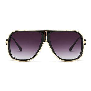 Fashion Occhiali da sole UK Grande Struttura UV400 lente Occhiali da sole per uomo e donna Trend Sunglasses Fornitore