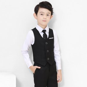 Boys Suits For Weddings Baby Boy Birthday Dress Garcon Communion Boy Baptism Infant Wedding Suit Costume Male Child Suits TS1399