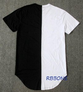 Half T-shirt White Men Fashion 2021 Summer Designer Dress Tee New Sleeve Hop Street Black T Shirt Casual Short Hip Tshirt Qiwlp