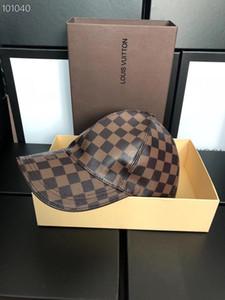 2020 قبعات فاخر جديد منقوش رسالة الهيب هوب الكرة قبعات شارع الربيع نمط رجل إمرأة قبعات البيسبول كاب سنببك لا يوجد صندوق 2020805P