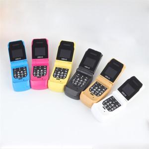 أفضل هاتف فليب 2019 LONG-CZ J9 أصغر هواتف الوجه سماعات بلوتوث المسجل الهواتف المحمولة الصغيرة للأطفال DHL free