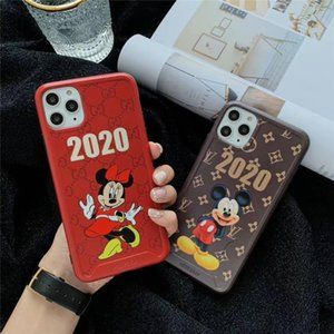 2020 New Brand cute micky Phone Case for iPhone 11 11promax 11pro 6 7 8 Plus X XR XS Max Phone Protect Cover