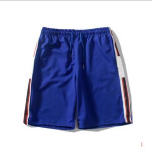 Breve 19SS diseñador de los hombres Pantalones Shorts Hecho en Italia Verano Marca corto LOGO Casual Luxury homme pantalón con cordón Relajado ropa XY19123