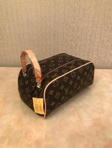26 см женские косметические сумки путешествия туалетная сумка модный дизайн женщины мыть мешок большой емкости косметические сумки макияж туалетные сумки мешок