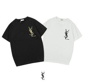 Yaz ünlü Tasarım Kısa Kollu kadın gömlek giyim için popüler Kadın marka Harf Nakış İnce kadın Kısa kollu t shirt Tops