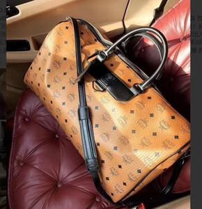 2020 hombre de la moda de la calidad superior para mujer bolsas de viaje diseñador de la marca de la lona del monograma de los bolsos de la bolsa de equipaje bolsa grande de deporte de la capacidad máxima capacidad