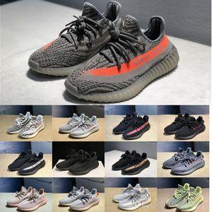 2020 kanye west v2 zebra clay ture from beluga 2.0 blut tint SneakerYEEZYBOOST350 shoes