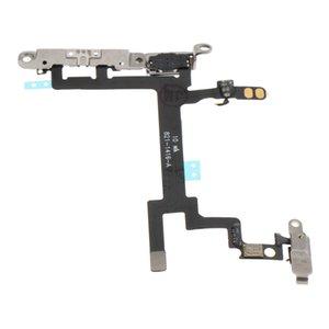 iPhone 5 / 5S / 6 / 6S Artı / 4 / 4S için / Kapama düğmesi Flex Kablo Değiştirme Güç Hacmi