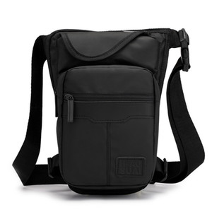 Leg Casual Multiple Tactical Crossbody Fanny Pack Bags Trend Shoulder Bag Men Waterproof New Men's Functions Nylon Waist Thigh Csfau Gxfhh