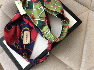 Silk Turban Stirnbänder Haarbänder für Frauen Itay Classic Style Stirnband Kopftuch