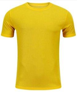 2019 men's tight clothes running short-sleeved quick-drying T-shirt 2259