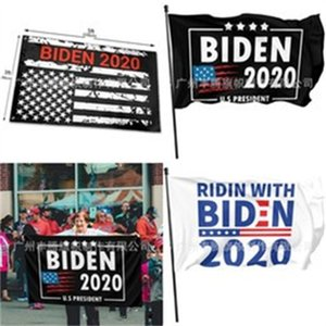 USA Competition Elect By Ballot Flag Biden Size 90*150 Cm Flags Muti Color White And Black Back Ground Banners 12 5ft C2