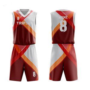 Men Youth De'Aaron Fox Basketball Jersey Sets Uniforms kits Adult Sports shirts clothing Breathable basketball jerseys shorts DIY Custom