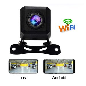 720P HD Wifi Back Up Camera Car Front&rear Waterproof HD Wireless Wifi Car Rear View Camera Without Parking Line