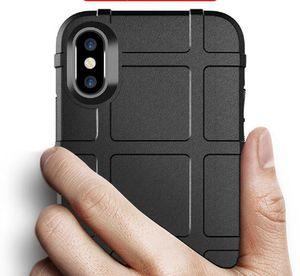 Grado di protezione 360 Full Body cassa del telefono per Samsung s20 e iphone 11promax tutti i modelli TPU Spesso Custodia protettiva solida armatura tattica
