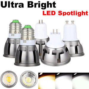울트라 밝은 LED 옥수수 속 스포트라이트 6W 9W 12W GU10 GU5.3 85-265V MR16 12V LED 전구의 경우 홈 인테리어