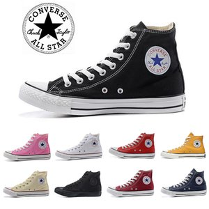 YENİ Converseconverse ayakkabıatmakTaylor beyaz 1970 s Kanvas ayakkabılar kaykay Mens womens Yüksek Klasik Sneakers Converseshoes
