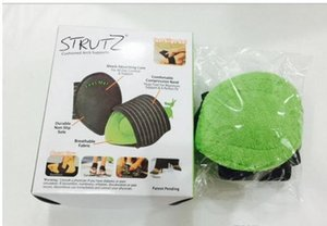 Strutz Feet Cushioned Arch Support Shock Absorbing Relief Achy Foot Flat Plantar Fasciitis Heel Aid Foot Feet Cushioned With Retail Package