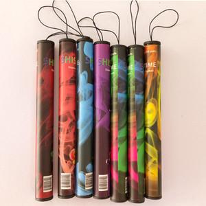Kit dispositivo all'ingrosso Shisha Tempo Vape Penna con 500 Sbuffi Eshisha e narghilè pieno pieno di penna e sigaretta usa e getta