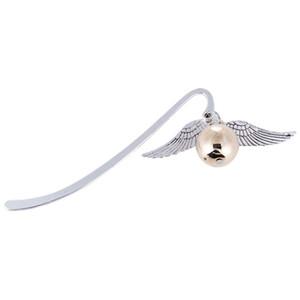 Gold Best Regalo per Lettore Snitch Harry Bookmark Charm Bookmark - Harry Potter Bookmark Regalo