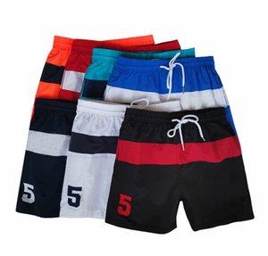 Para hombre Pantalones cortos de secado jogging pantalones cortos de los hombres de verano de estilos rápidos Surf shorts de baño de alta calidad Hombres Deportes corto