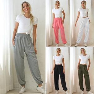 Bootcut Йога Брюки с карманами для женщин высокой талии тренировки Bootleg Брюки животика управления, Кармана рабочих брюк для женщин