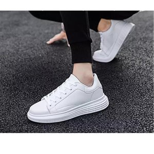with free socks NEW Green black White men Designer special section skateboard sports sneaker increased Jogging running shoes SIZE EUR 36-44