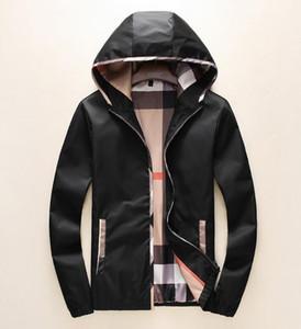 2020 hommes des hommes haut de gamme de la marque d'hiver à capuchon 108 manches longues veste trench offre exclusive - Livraison gratuite - # ss