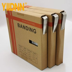 304 Stainless Steel Banding Strapping Band Strap Tools for Strapping 0.03