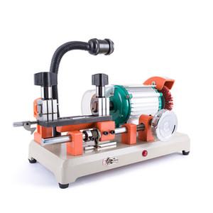 DEFU 2AS coche y llave de la casa de la máquina de corte cortador dominante horizontal 220V / 110V principales herramientas de cerrajería máquina duplicadora