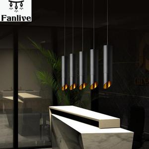 10pcs / lot regulable COB12w AC85-265v techo LED colgante Cuelgue las luces de la lámpara de comedor / sala de estar fixt café bar droplight