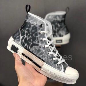 New B23 Obliques Branco de alta qualidade Ligações B22 Mens Preto Triplo Tess moda malha Mulheres designer francês calçados casuais