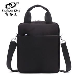 Business King 145inch многофункциональный бизнес ноутбук сумка вертикальной случайный портативный одного плеча портфель