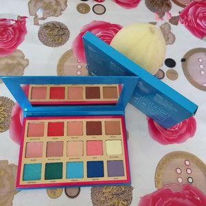 Brand 15colors Eye Shadow Makeup Tropic Lila Eye Shadow Palette Shimmer Matte Eyeshadow Nd Eyes Cosmetic