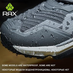 Rax Mens Waterproof Hiking Shoes Breathable Mountain Boots Outdoor Trekking Boots Sports Sneakers Tactical Shoes Men Women