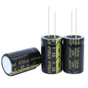 63v4700uf Jccon Aluminum Electrolytic Capacitor Volume 22x35mm Switching Power