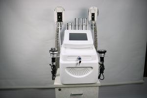 최신 강력한 5 in 1 Cryolipolaser Freeze Weight 40K Cavitation 진공 RF 바디 슬리밍 Cryolipolysis Cryotherapy 미용 기계